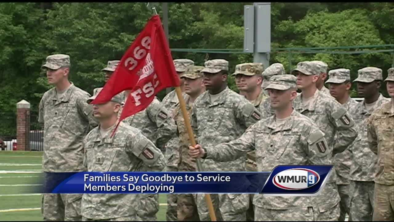 An engineer battalion from Londonderry is being deployed as part of Operation Enduring Freedom.