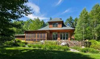 The home at 27 Burkehaven Lane in Sunapee is on the market for $2,850,000. Click here for more.