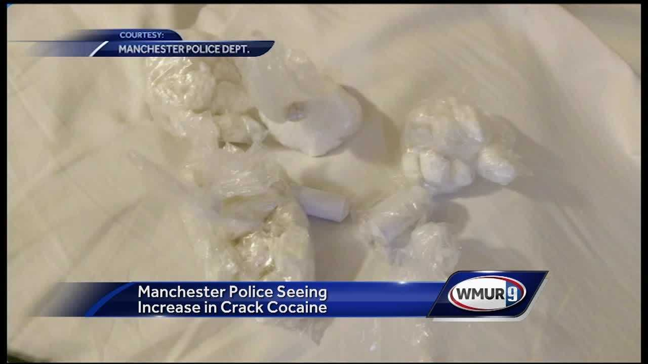 Police in Manchester made a significant drug seizure of cocaine, crack cocaine and heroin Thursday, officials said.