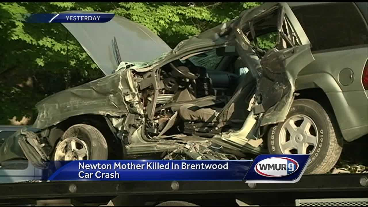 A woman died of her injuries Friday night after a serious accident in Brentwood.