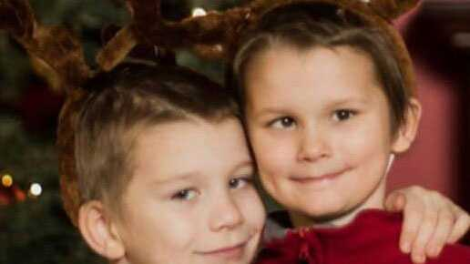 Joshua Harrison, 10, and Jay Michael Garon, 8, were killed June 6 in a fire on Wilson Street in Manchester.