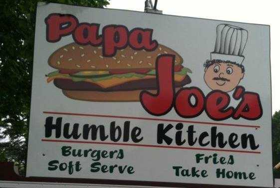 1. Papa Joe's Humble Kitchen in Milford