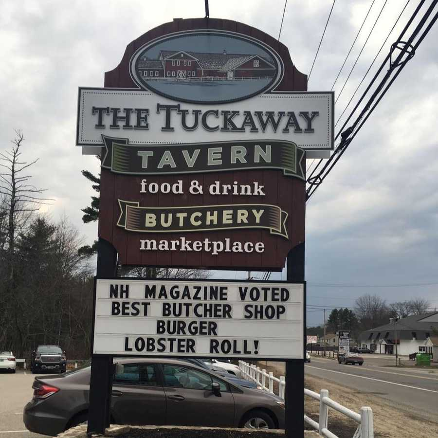 3. Tuckaway Tavern and Butchery in Raymond