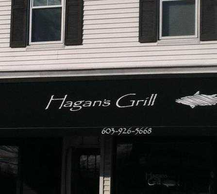 T-10. Hagan's Grill in Hampton