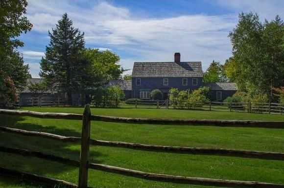 The home at 50 Old Stage Road in Walpole is on the market for $1,750,000. Click here to view the listing.