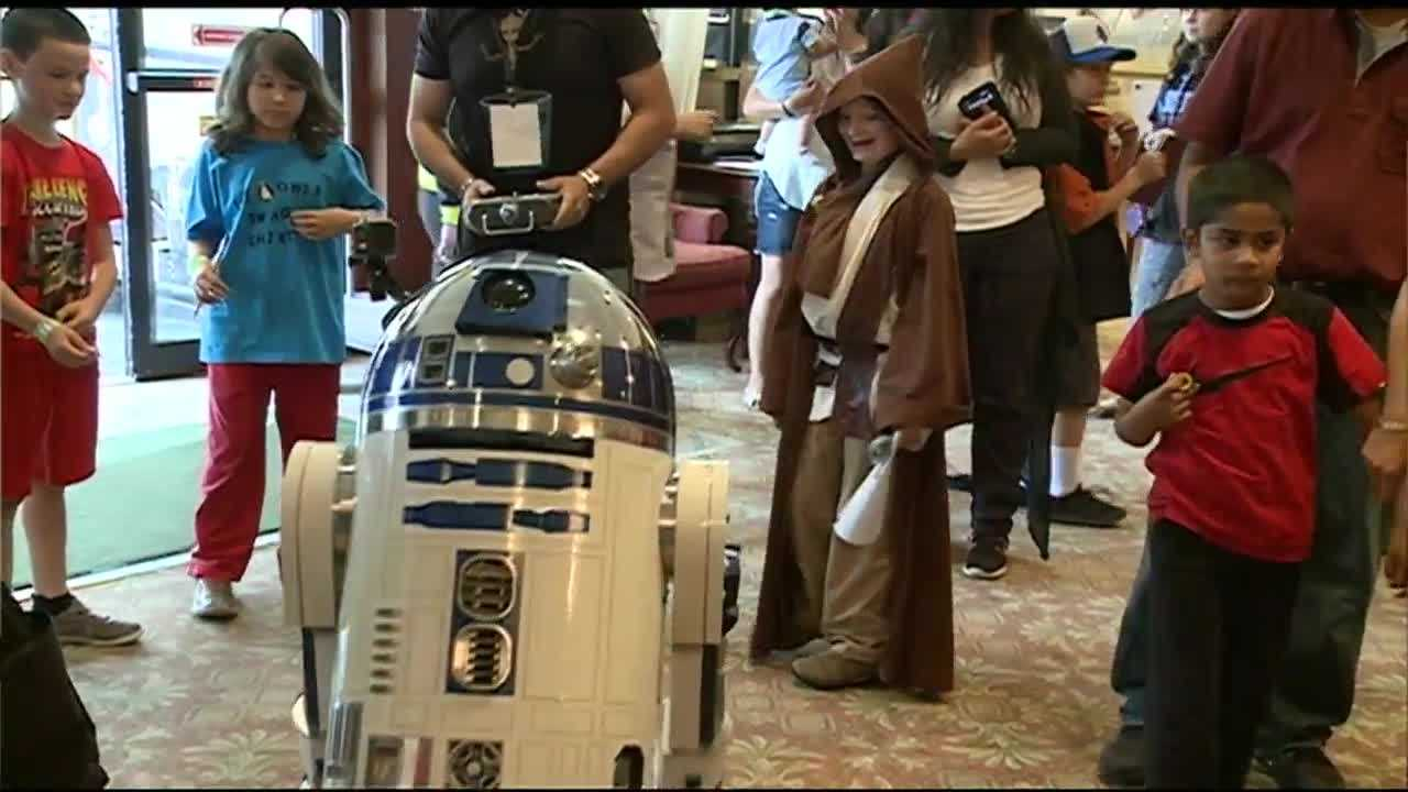 Kids Con New England was held in Concord on Saturday.