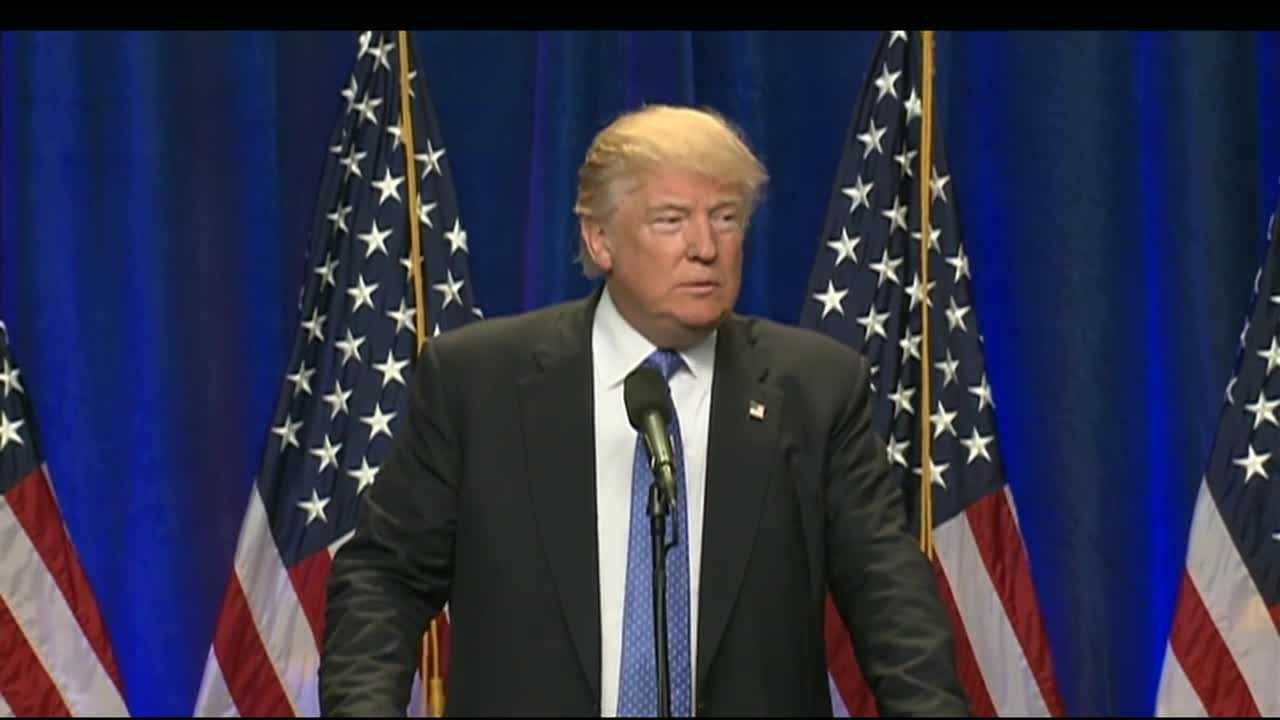Donald Trump has named Manchester's Mike Biundo as a senior national campaign adviser, WMUR has learned.