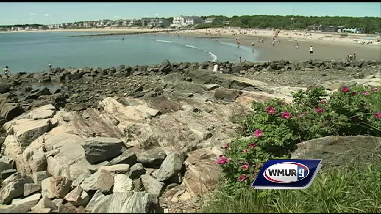 Police in Rye are asking for the public's help in finding a man they said exposed himself to children at Wallis Sands State Beach.