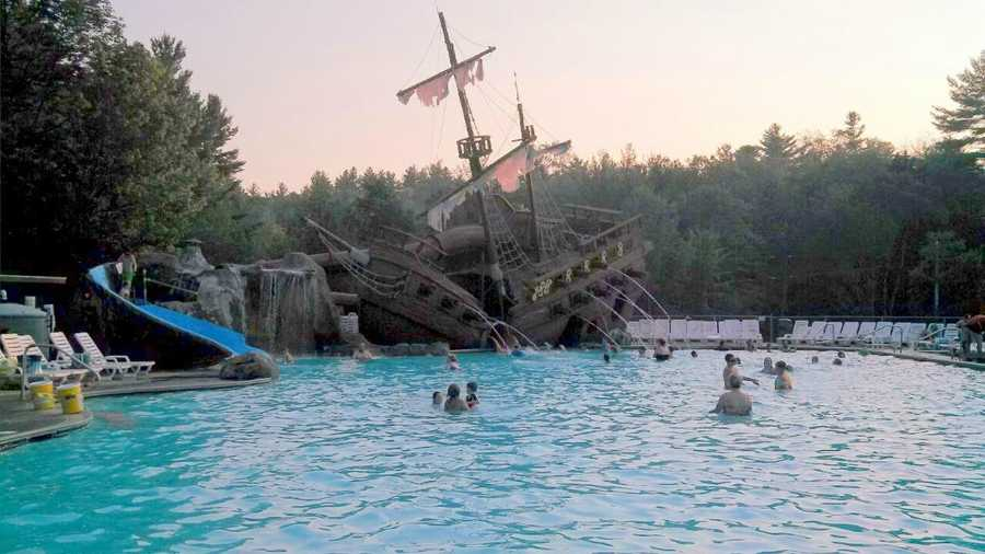 Viewers Choice 2016 Best Campgrounds In New Hampshire