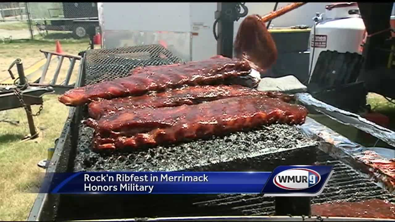 The annual Rock'n Ribfest started on Friday and offers food, fun and music. All of the proceeds go to help local non-profits.
