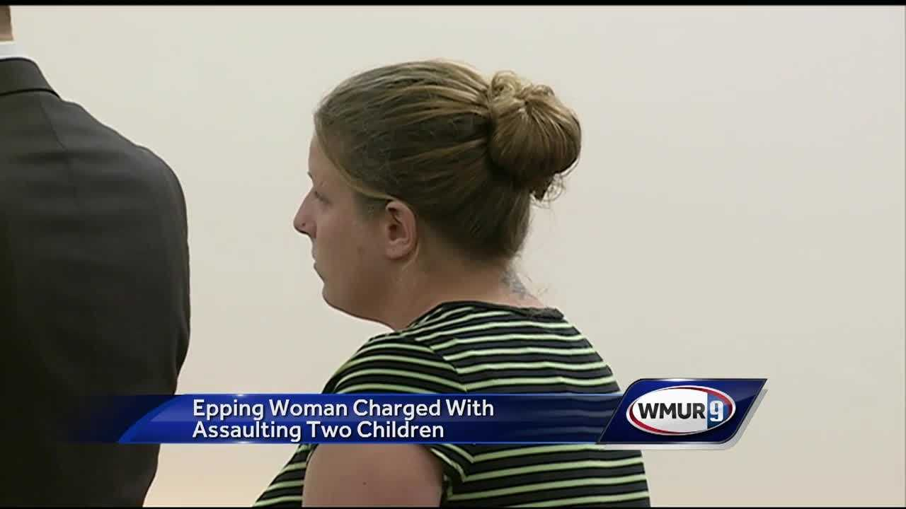 An Epping woman has been charged with inflicting life-altering injuries on an 18-month-child child in her care.
