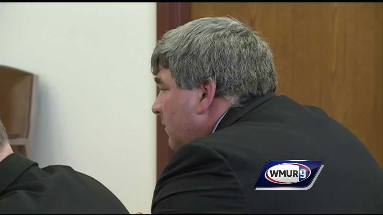 A woman who accused a former police chief of sexually assaulting her continued her testimony Thursday as the jury heard a recording of when she confronted him years later.