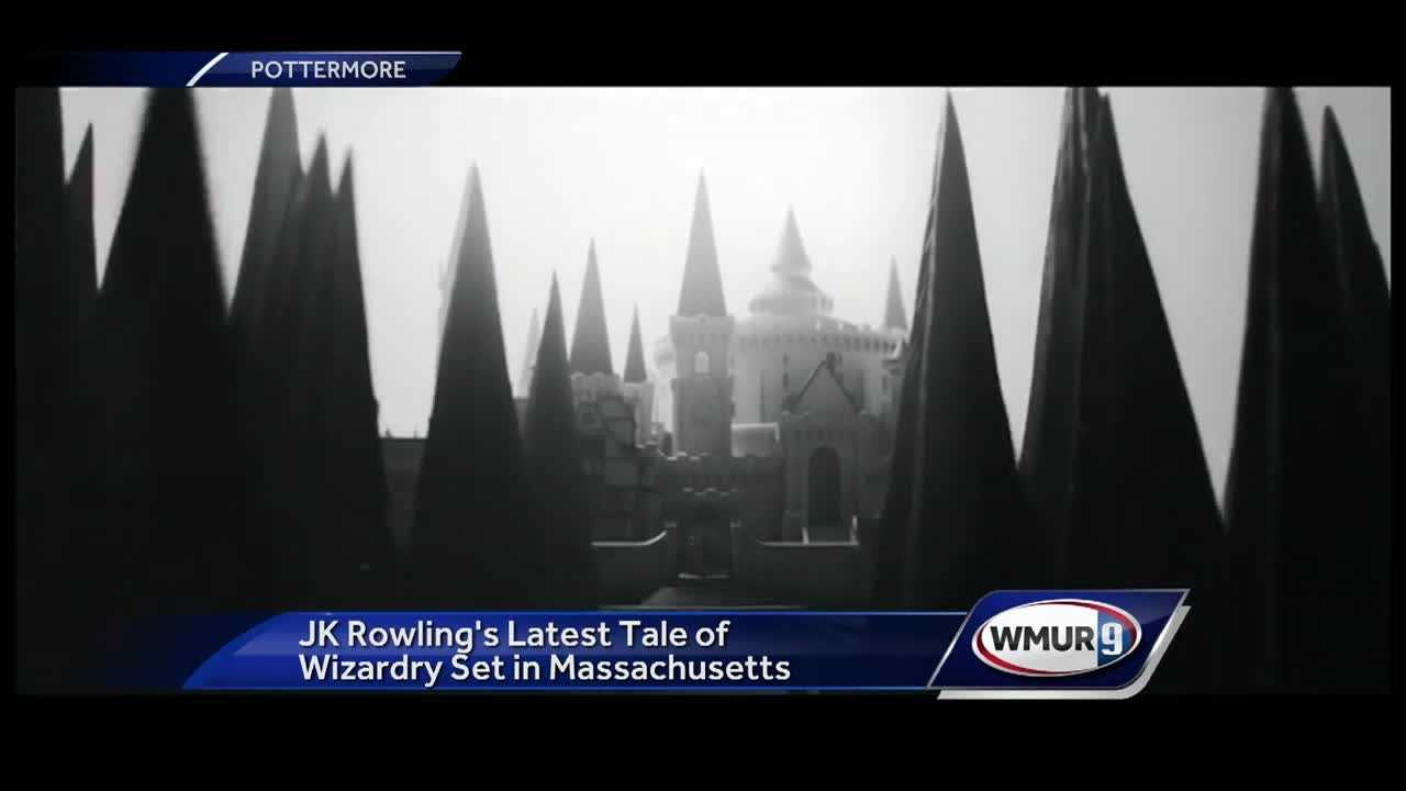 JK Rowling's next book is set in the mountains of the Berkshires in Massachusetts.