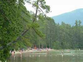 4. White Lake in Tamworth