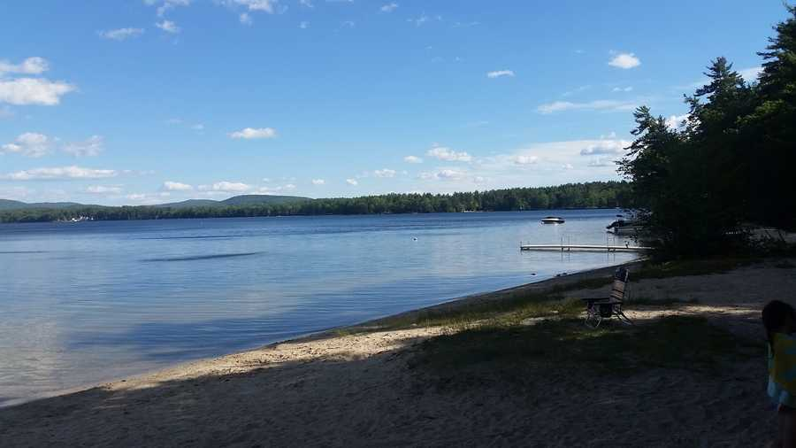 7. Albee Beach in Wolfeboro