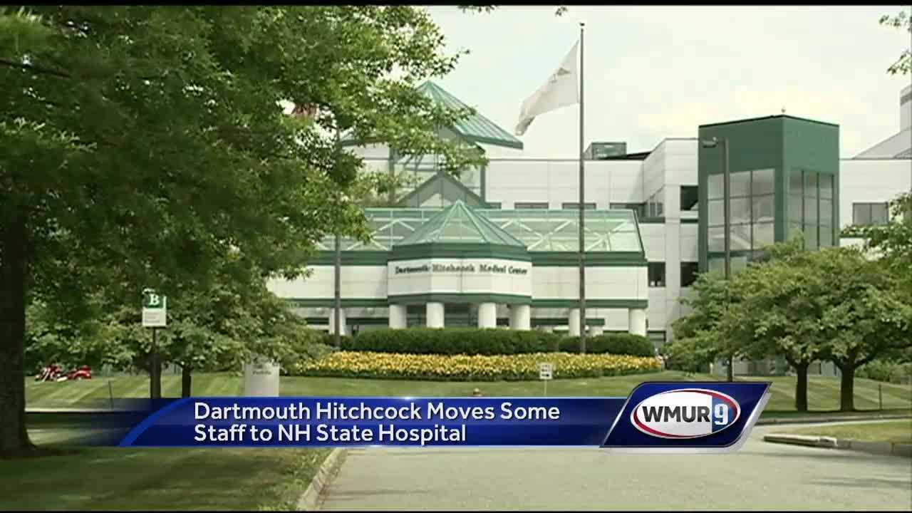 After much negotiation and some labor issues, the state hospital in Concord moved under the umbrella of Dartmouth-Hitchcock Medical Center.