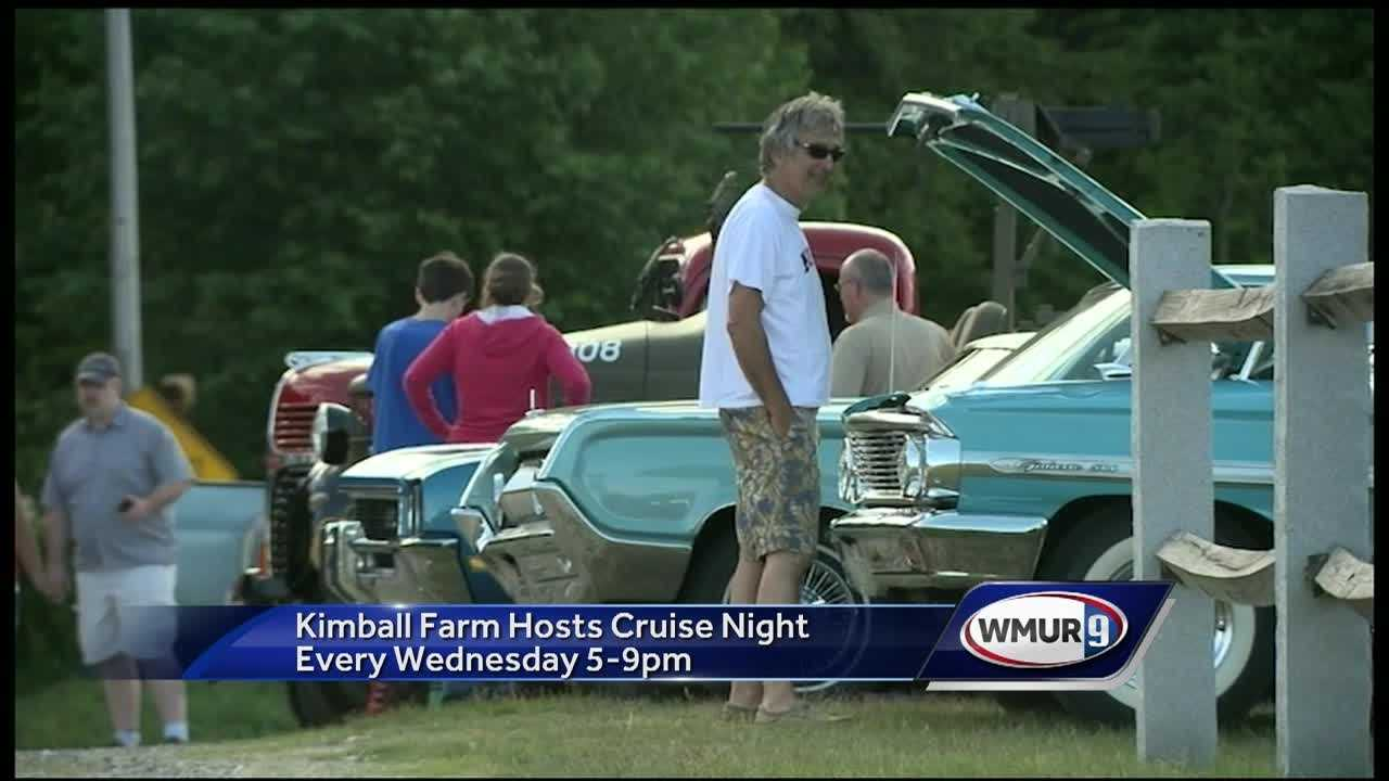 Weather Wednesday: Car Cruise