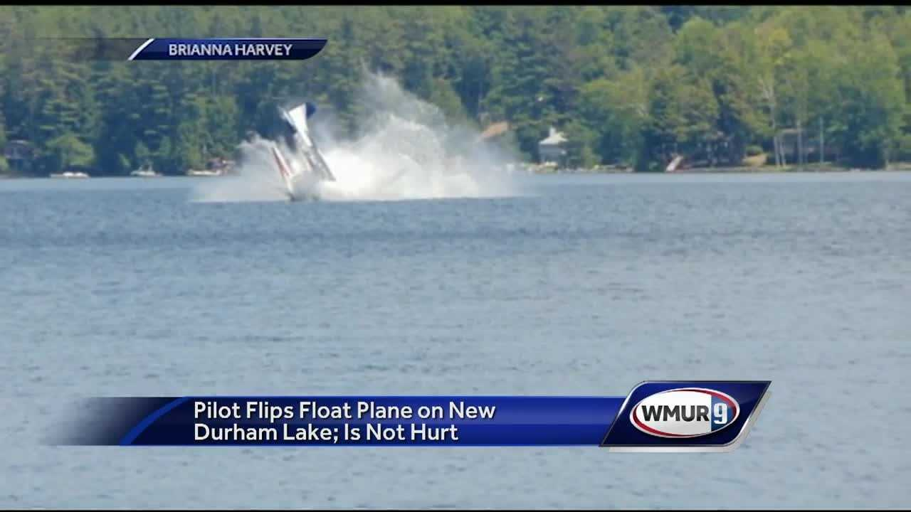 New Durham, Plane, Crash