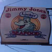 1. Jimmy Jones Locker in Rochester