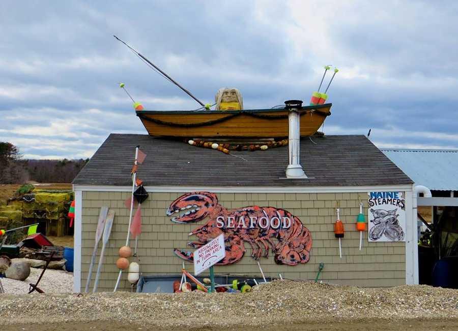 4. Petey's Summertime Seafood in Rye