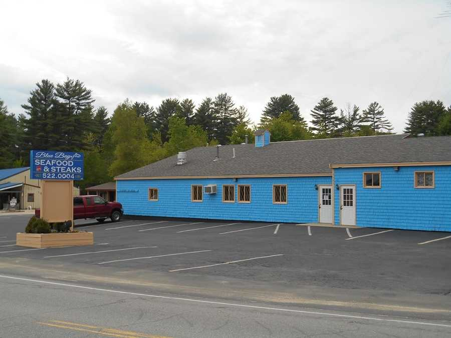5. Blue Bay Seafood and Steak in East Wakefield