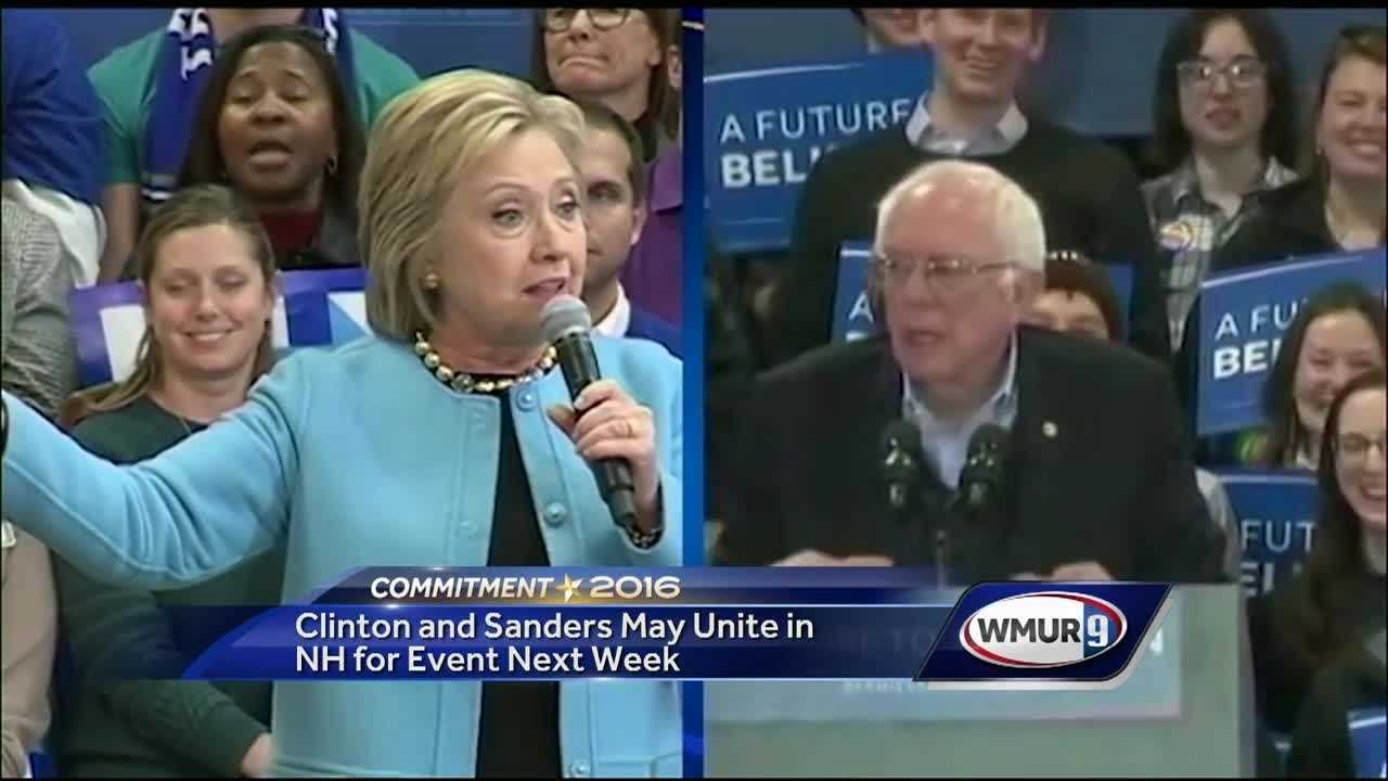 It is 'highly likely' that Bernie Sanders will endorse Hillary Clinton for president in New Hampshire on Tuesday.