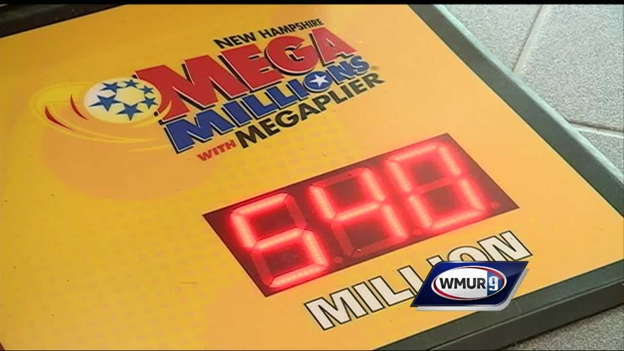Granite Staters were buying Mega Millions tickets Friday as the jackpot soared to $540 million.