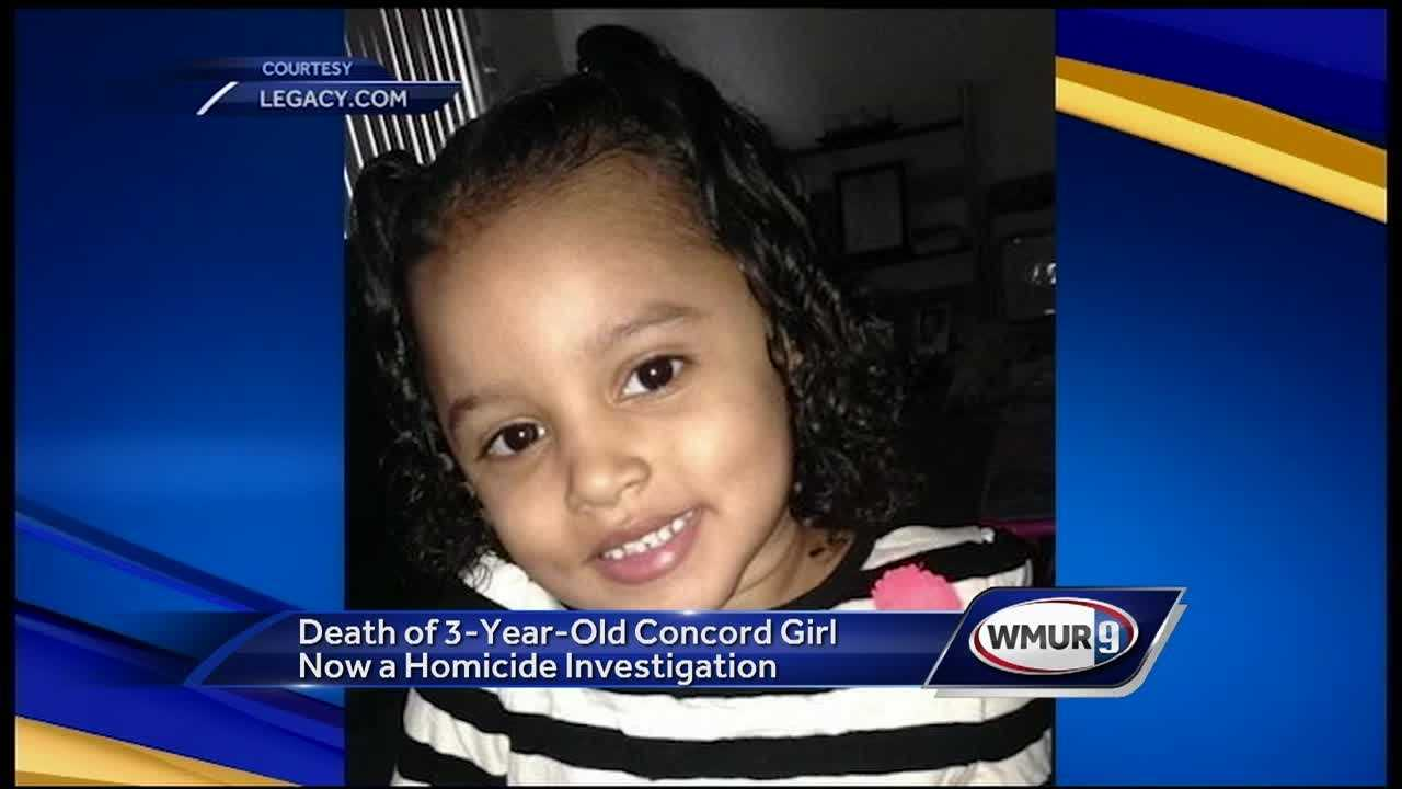 Autopsy results for Jayleigh Bureau point to a homicide.