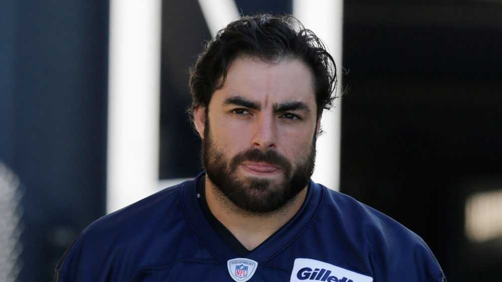 Nate Ebner (New England Patriots safety)Event: RugbyHometown: Columbus, Ohio