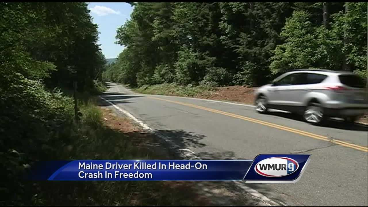New Hampshire State Police have arrested a pickup truck driver accused of leaving the scene of a fatal crash in the town of Freedom.