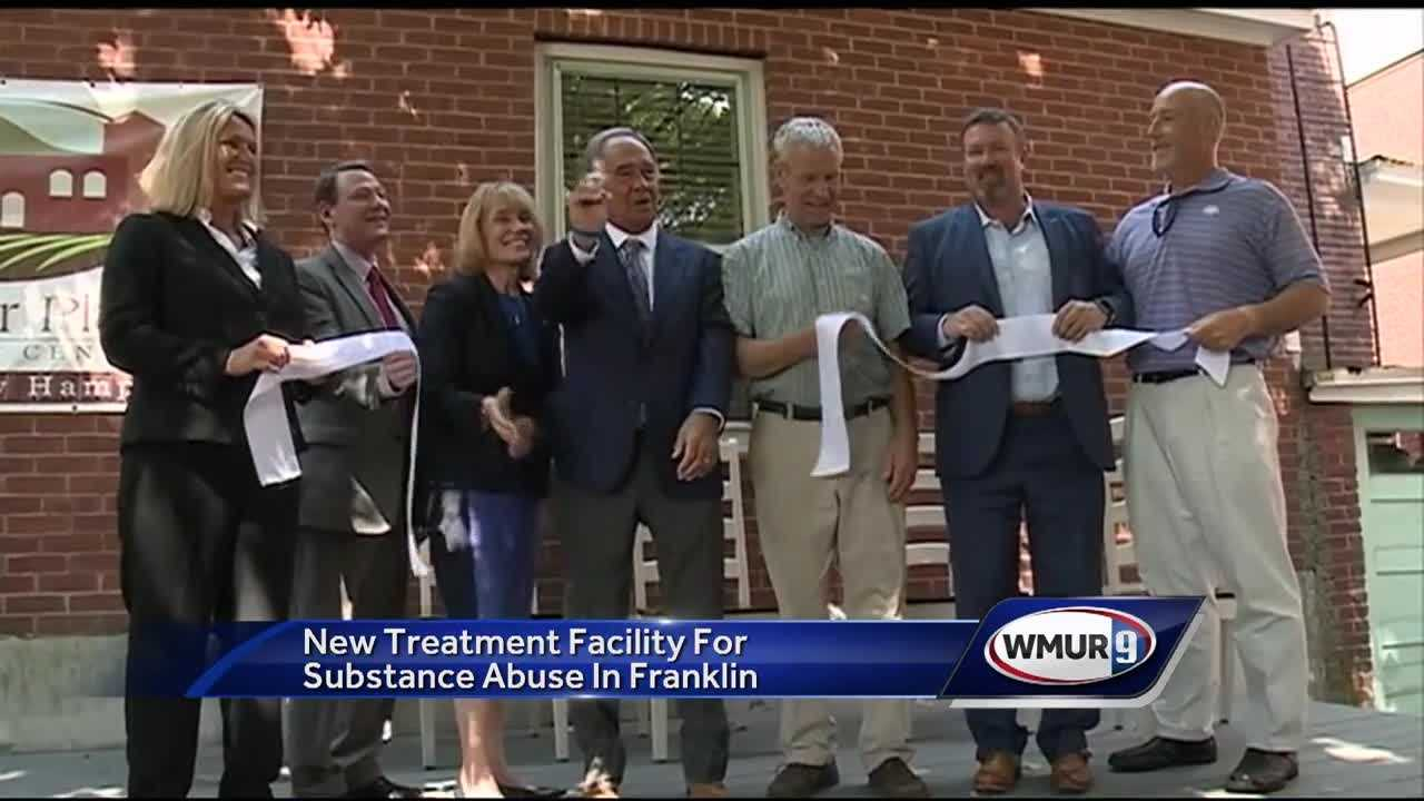 A new treatment and recovery center opened Tuesday in Franklin with the goal of helping men overcome their addictions.
