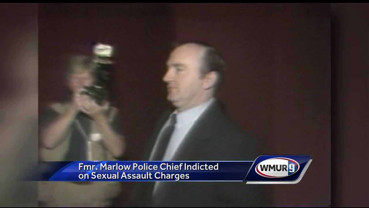 A former part-time police chief in Marlow who was arrested, but not charged, in a 1978 murder is now accused of sexually assaulting a minor.