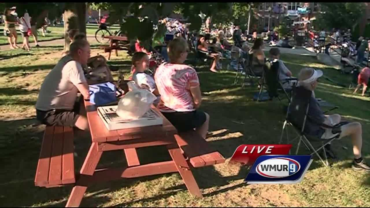 Weather Wednesday: Cocheco Arts Festival