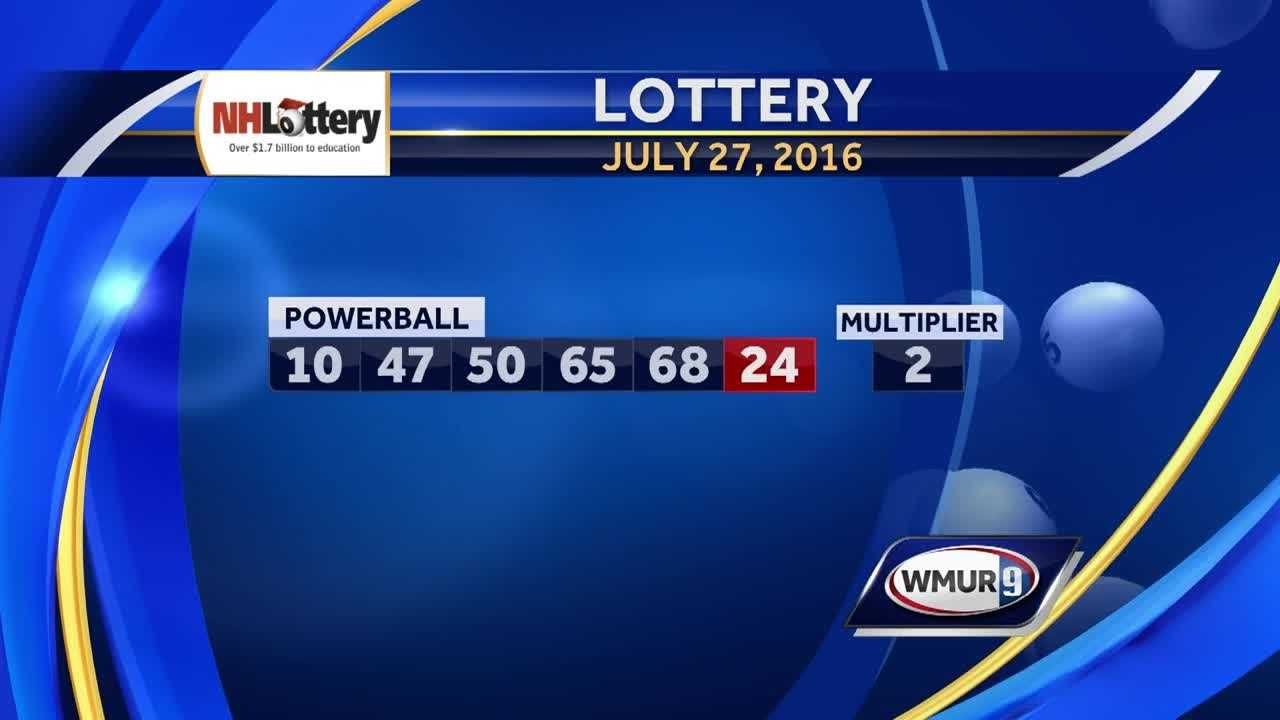 Customers at Bunny's Superette in Manchester were hoping they'd purchase a winning ticket as the Powerball jackpot reached $422 million.