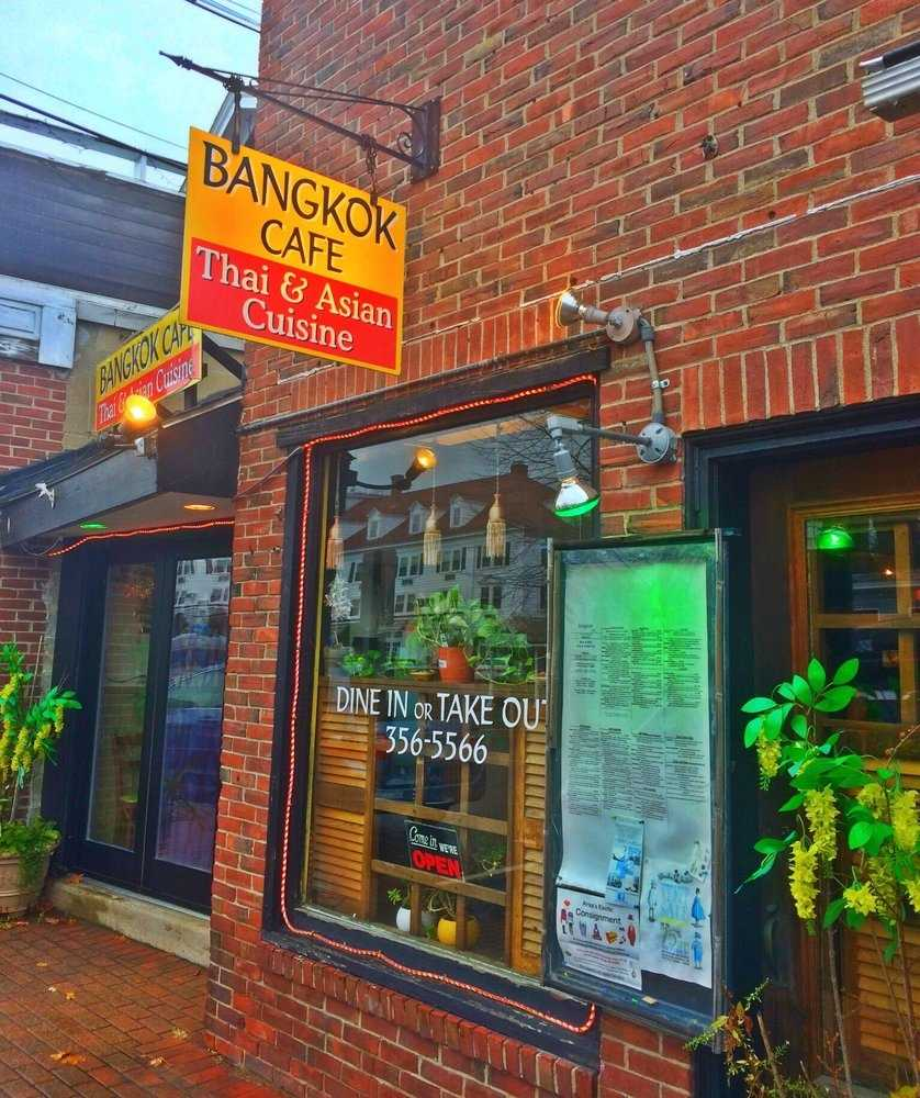 10. Bangkok Cafe in North Conway