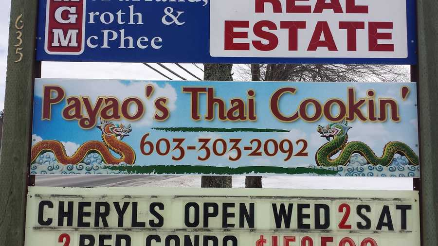 8. Payao's Thai Cookin' in Northwood