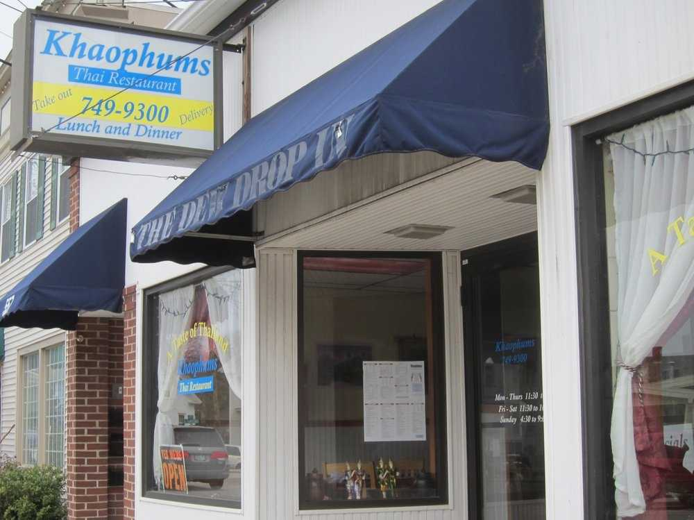 6. Khaophums in Dover & Viewersu0027 Choice 2016: Best Thai food in New Hampshire