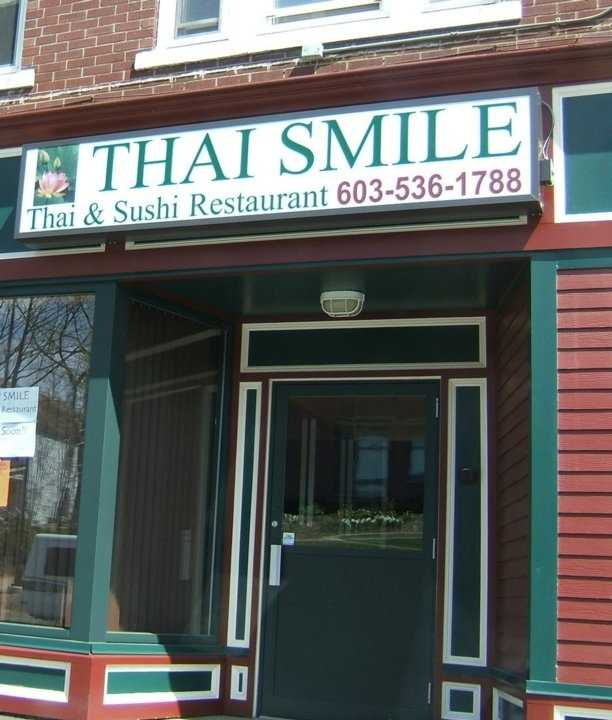 3. Thai Smile in Plymouth
