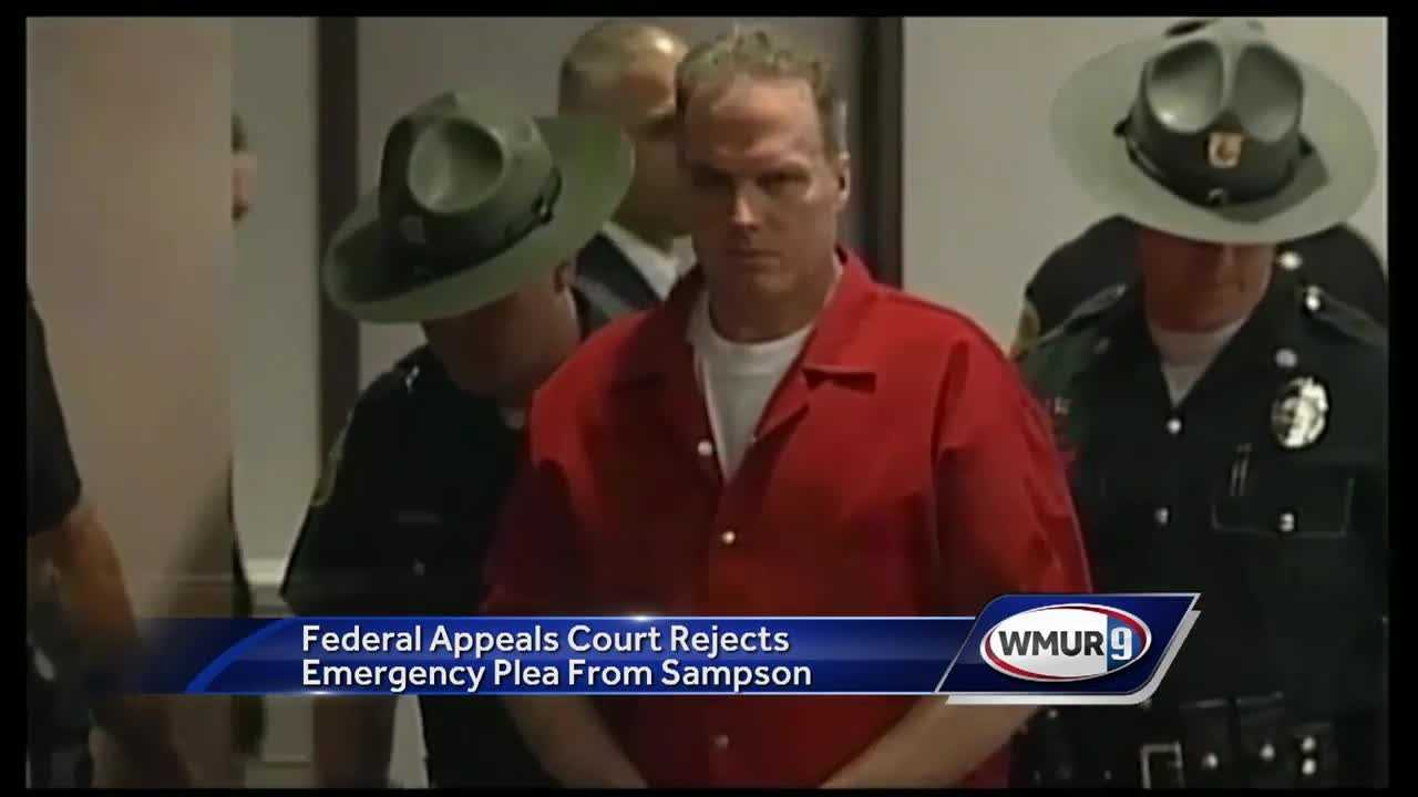 A federal appeals court has rejected an emergency plea from convicted killer Gary Lee Sampson.