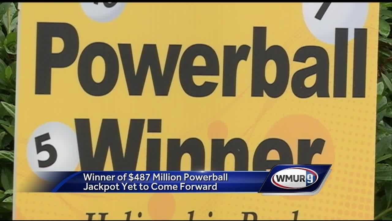 No winner has come forward to claim Saturday's $487 million Powerball jackpot.
