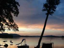 Lake Umbagog in Errol