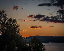 Lake Waukewan in Meredith