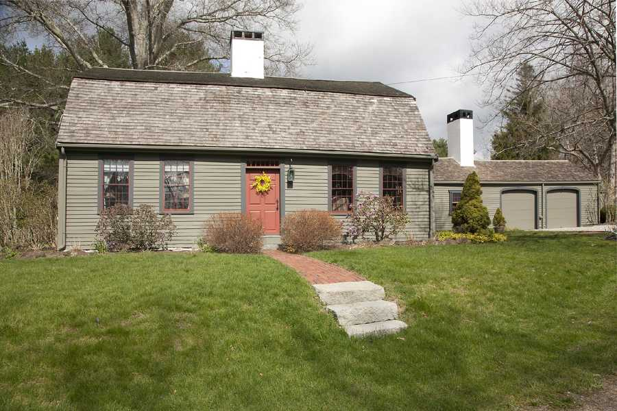The former home of the woman who helped create the Betty Crocker character is on the market in Norwell for $675,000.