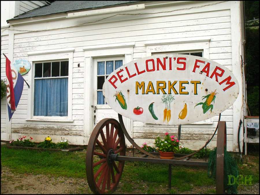 1. Pelloni's Farm in Hinsdale