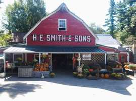 8. Smith Farm in Hudson