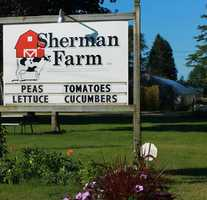 10. Sherman Farm in Conway