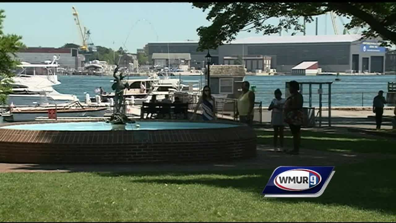 Concerns are growing in Portsmouth that the increasing popularity of Prescott Park could hurt the grounds.