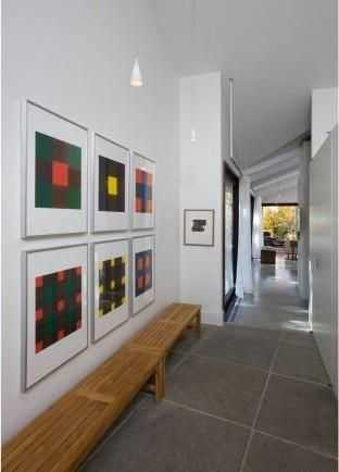 The estate also provides space for the owners artistic and scientific interests
