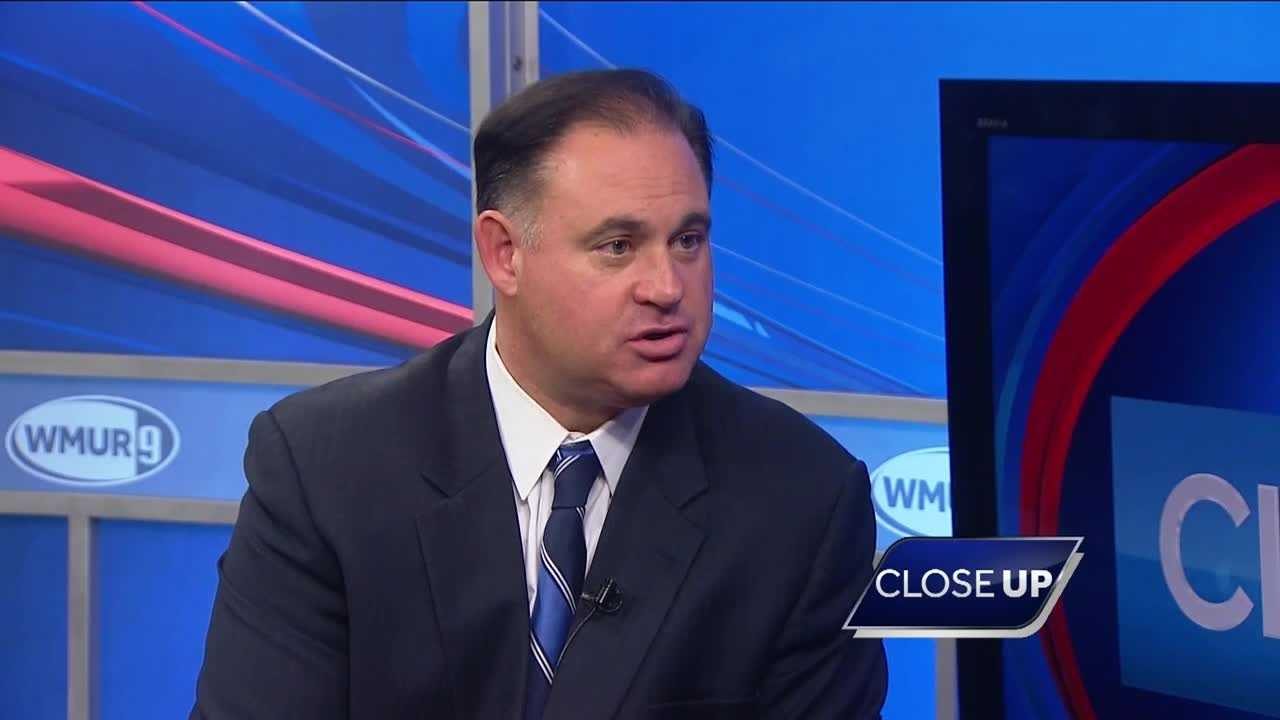 Congressman Frank Guinta sits down with Josh McElveen to discuss his reelection campaign.