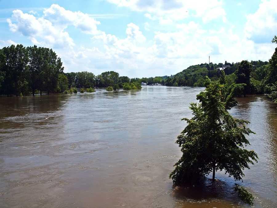 2. Flash FloodsFloods (Antlophobia)